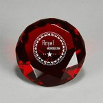 Full-Cut Glass Gemstone Achievement Awards